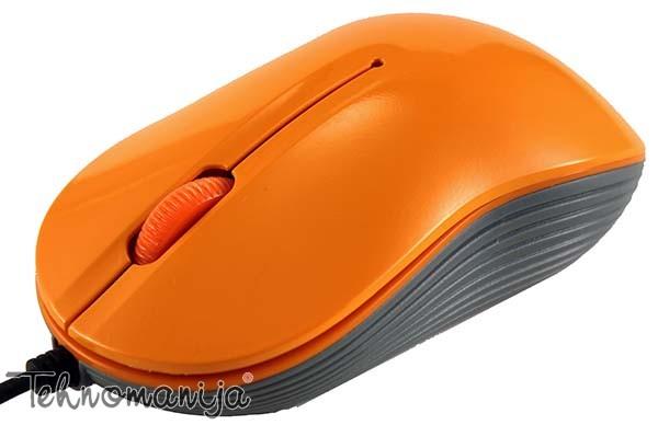 S Box optički miš M 800 ORANGE