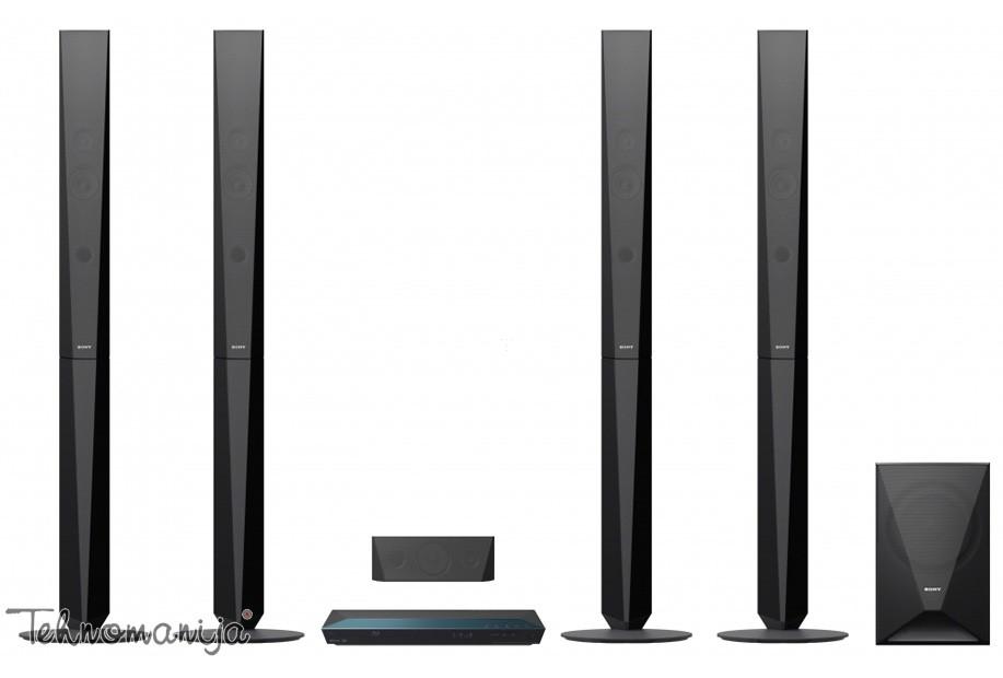Sony 3D Blu-ray sistem BDV-E6100