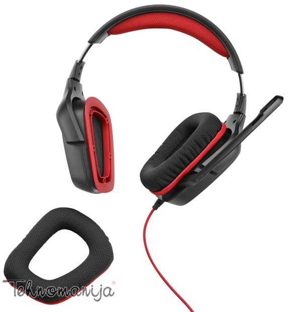 Logitech gejmerske slušalice sa mikrofonom G230