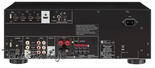 PIONEER 3D AV risiver VSX 323K AV