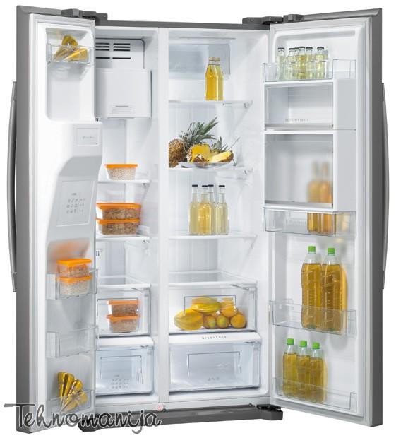 Gorenje kombinovani frižider NRS9181CXB