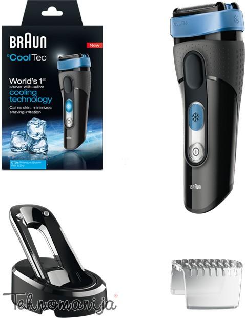 Braun aparat za brijanje CT 2 S
