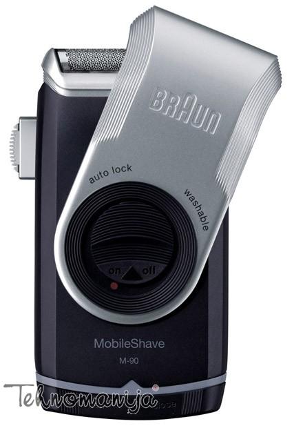 Braun aparat za brijanje M 90