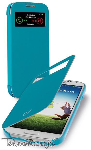 Cellular Line zaštita za Galaxy S4 BOOKCIDGALAXYS4G