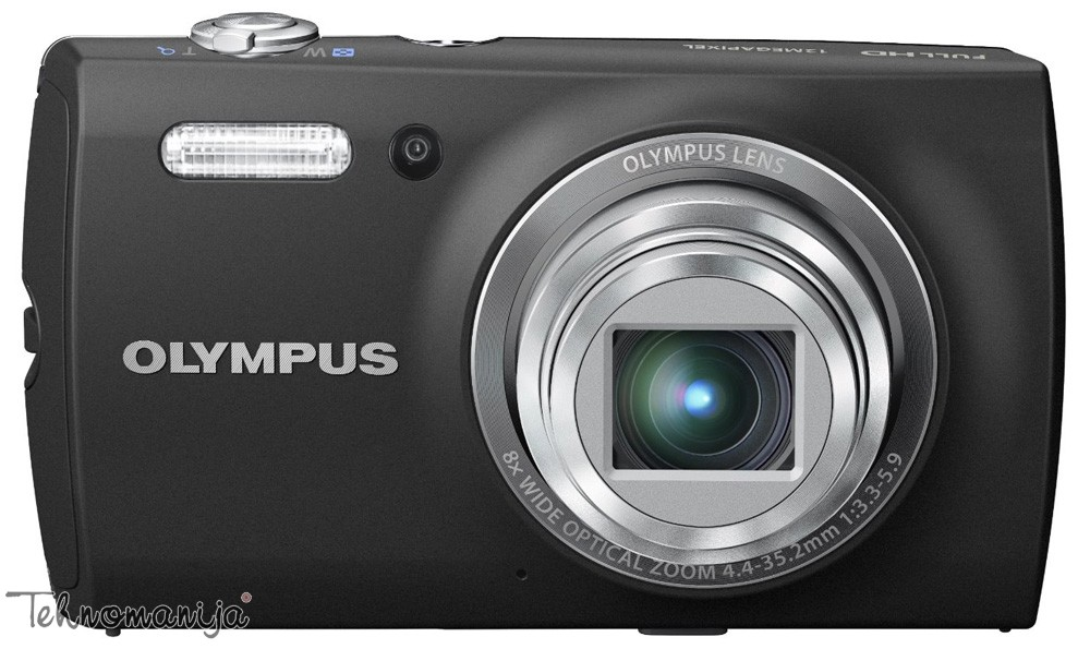 Olympus fotoaparat VH-510 BLACK