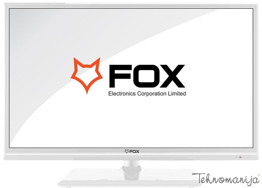 Fox televizor LED LCD 29D150 WHITE