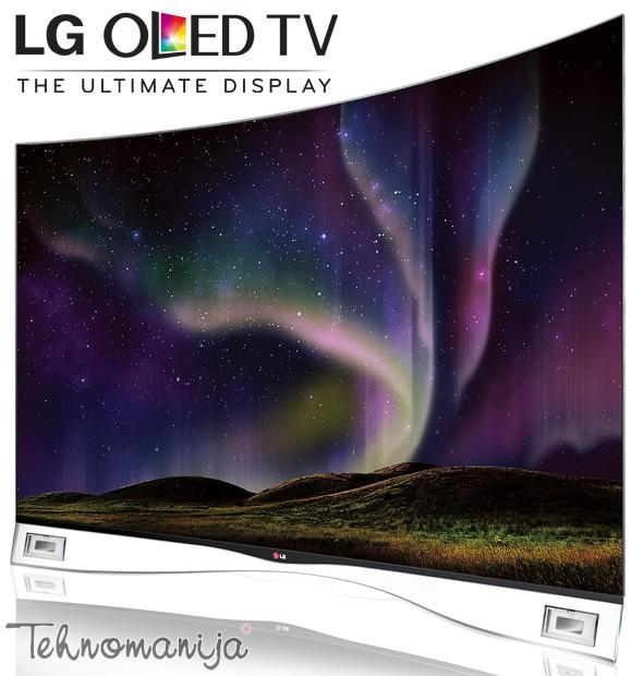 "LG 3D OLED Televizor 55EA980V 55"", OLED"