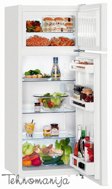 LIEBHERR Kombinovani frižider CTP 2521, Smart Frost