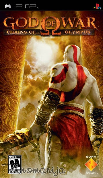 Sony igrica God of War - Chains of Olympus GOD OF WAR COO PSP
