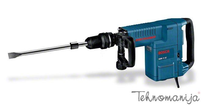 Bosch hamer za štemovanje i razbijanje GSH 11 E
