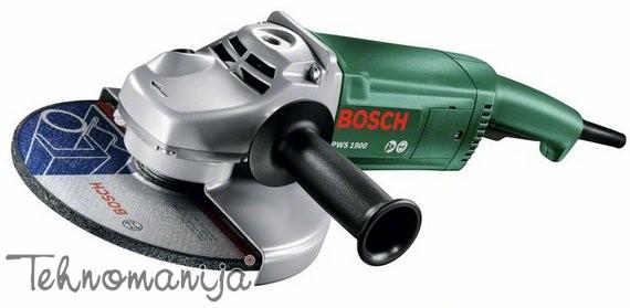 Bosch ugaona brušilica PWS 1900