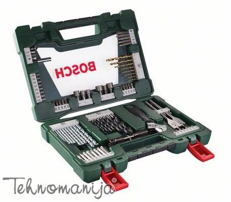 Bosch 83-delni set burgija 83DEL V LINE TIN SET