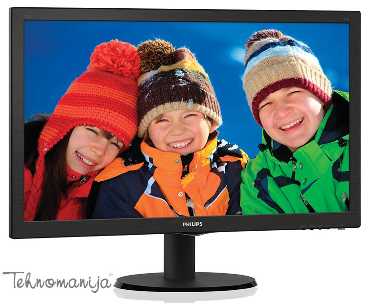 "Philips 22"" LED LCD monitor 223V5LSB2/10"