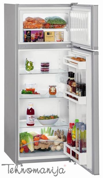 LIEBHERR Kombinovani frižider CTPsl 2521, Smart Frost