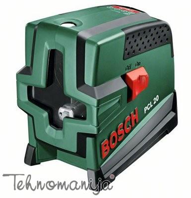 Bosch laser za ukrštene linije PCL 20