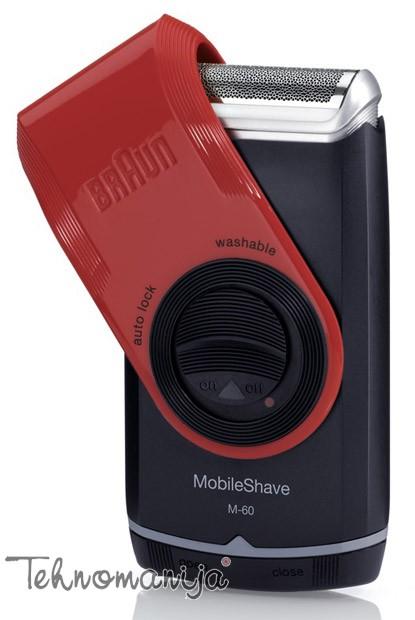 Braun aparat za brijanje M 60