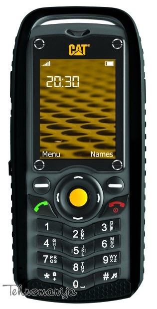 """CAT Mobilni telefon B25 DUAL SIM 2"""", 2 Mpix"""