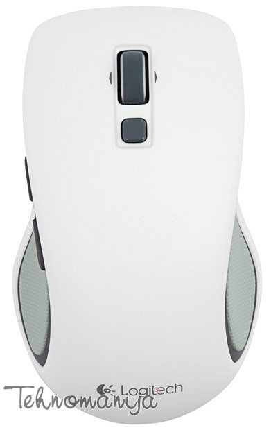 LOGITECH Bežični miš M560 WHITE