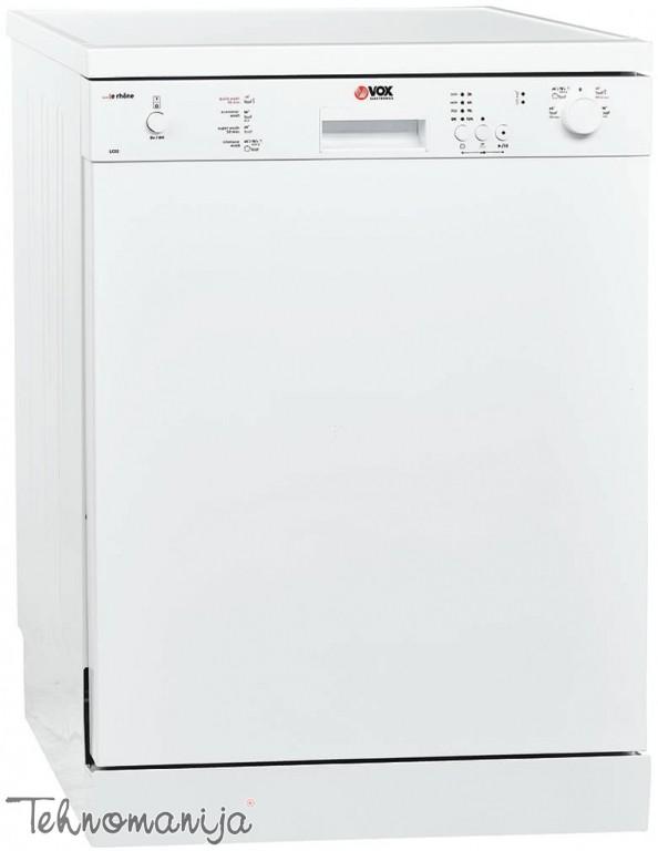 VOX Mašina za pranje sudova LC 22, Samostalna