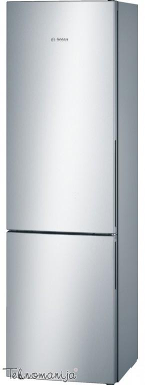 BOSCH Kombinovani frižider KGV 39VL31S, Low Frost