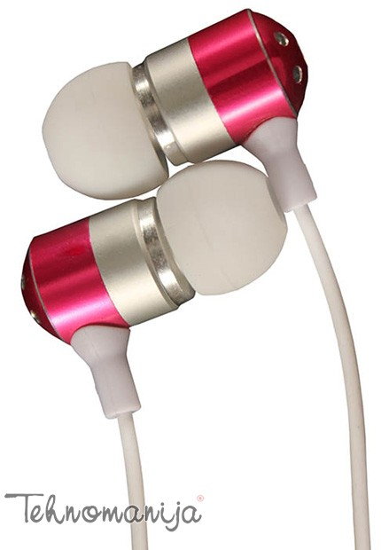 S BOX Slušalice EP-1055 PINK