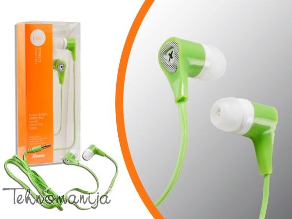 X Wave slušalice E 300 GREEN