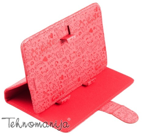 "X WAVE Zaštita za tablet do 7"" F7 B RED"