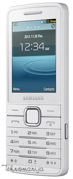 Samsung mobilni telefon S5611 WHITE