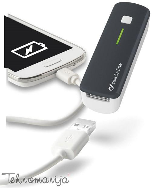 Cellular Line prenosna baterija POCKETCHGSMARTBK