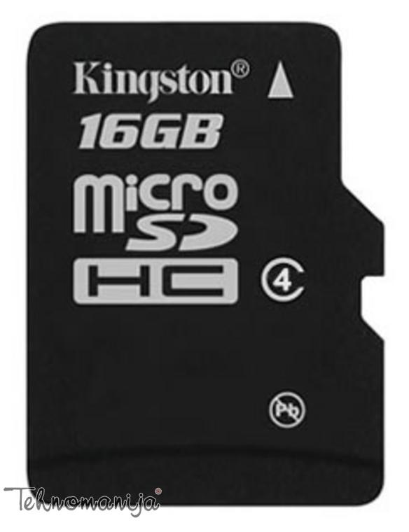 Kingston memorijska kartica KFSDC4 16GB SP