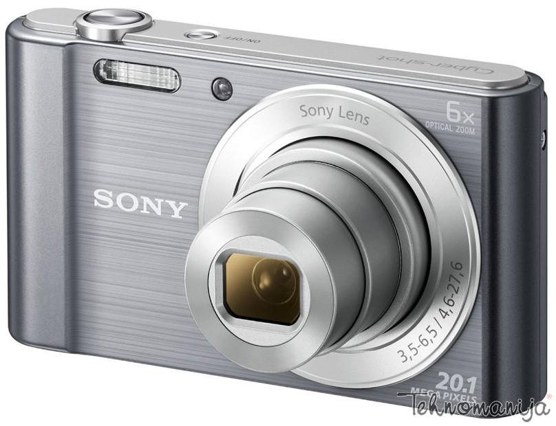 Sony fotoaparat Cyber-shot DSC-W810S