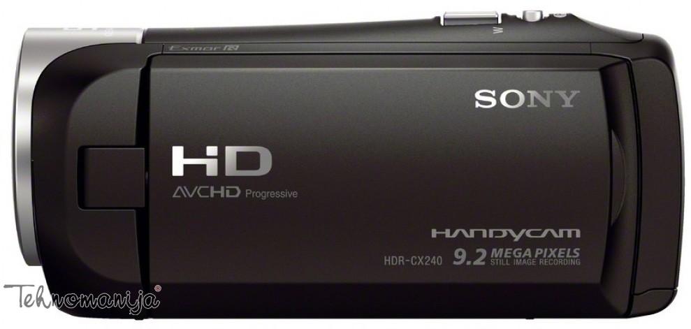 Sony kamera HDR-CX240EB