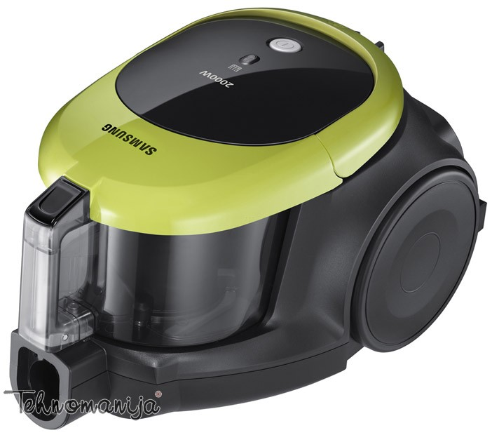 SAMSUNG Usisivač sa posudom VC 4470S3G, 2000 W