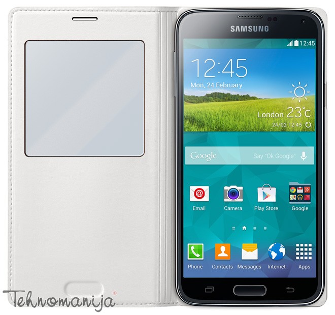 Samsung zaštita za Galaxy S5 EF CG900BWEGWW