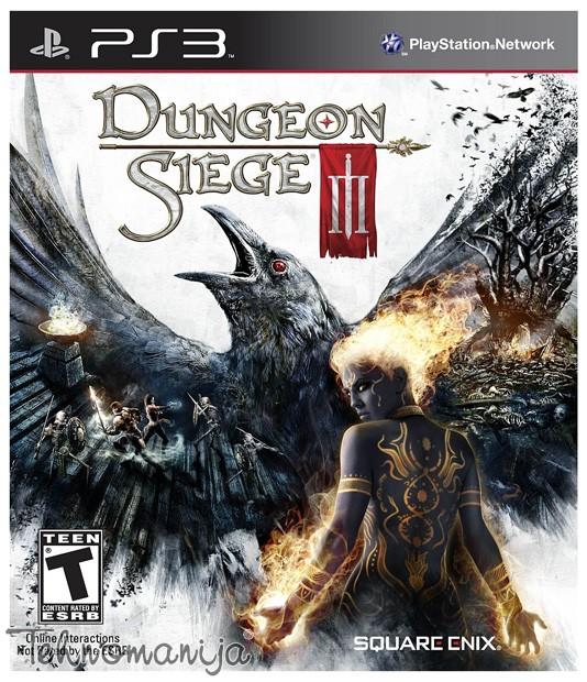 PS3 Igra DUNGEON SIEGE, SONY