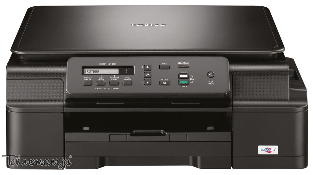 BROTHER InkJet štampač DCP-J105