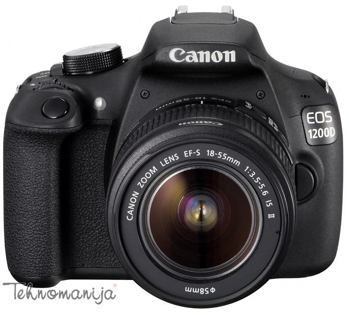 Canon DSLR fotoaparat EOS 1200D + objektiv EFS1855 III