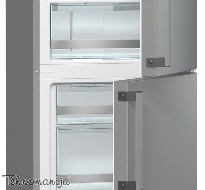 GORENJE Kombinovani frižider NRK 6202 TX, No Frost Plus