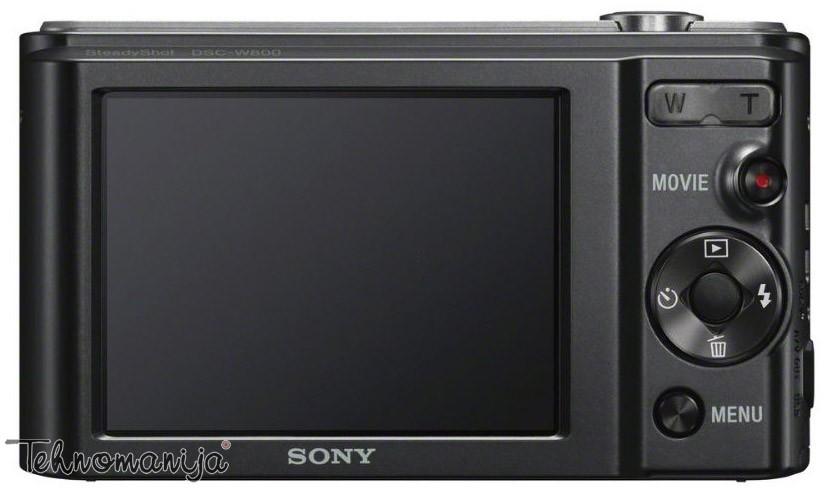 Sony fotoaparat Cyber-shot DSC-W800B CE3