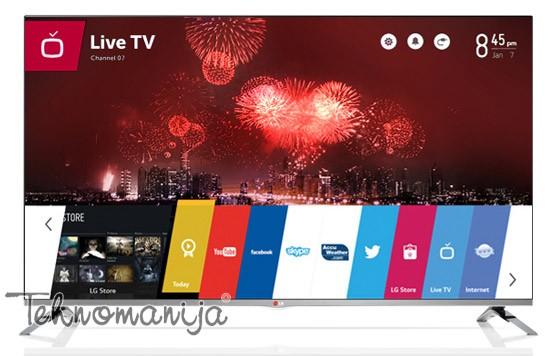 LG 3D LED LCD televizor 50LB670V
