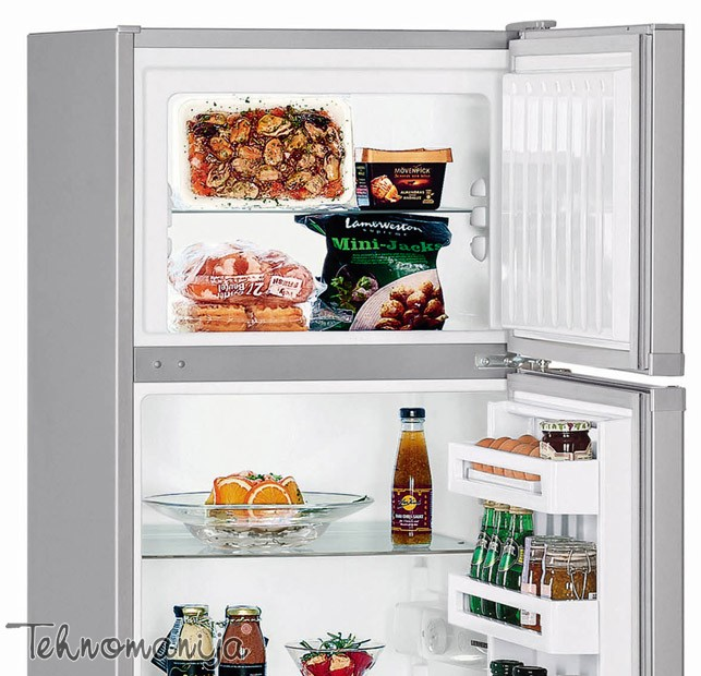 Liebherr kombinovani frižider CTPsl 2921