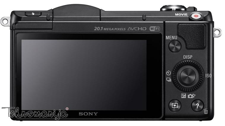 Sony fotoaparat ILCE 5000LB