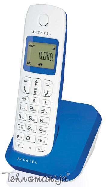 Alcatel bežični telefon E130 BLUE