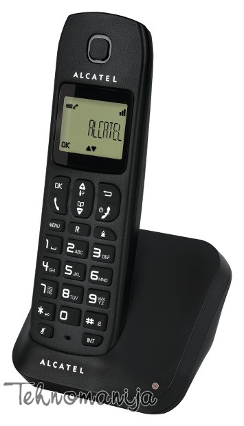 Alcatel bežični telefon E130 BLACK