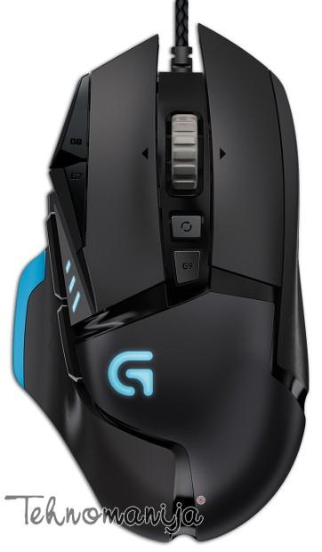 Logitech gejmerski optički miš G502