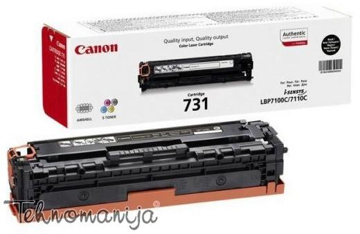 Canon toner CRG 731 BK