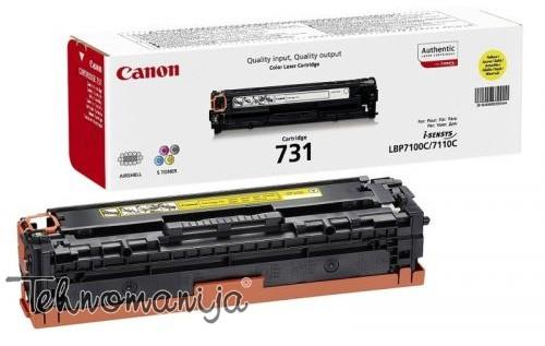 CANON Toner CRG 731 YELLOW