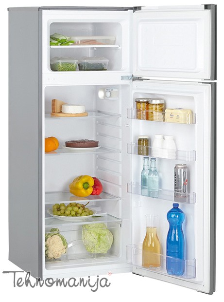 CANDY Kombinovani frižider CKDS 5142 X, Samootapajući