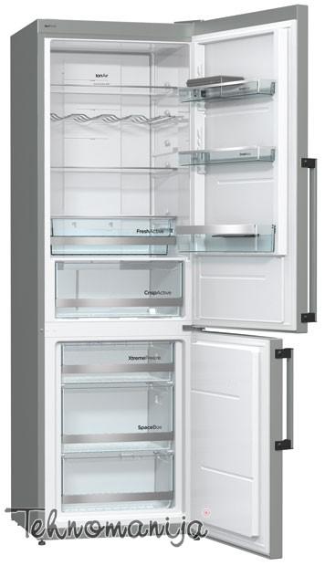 GORENJE Kombinovani frižider NRC 6192 TX, No Frost Plus
