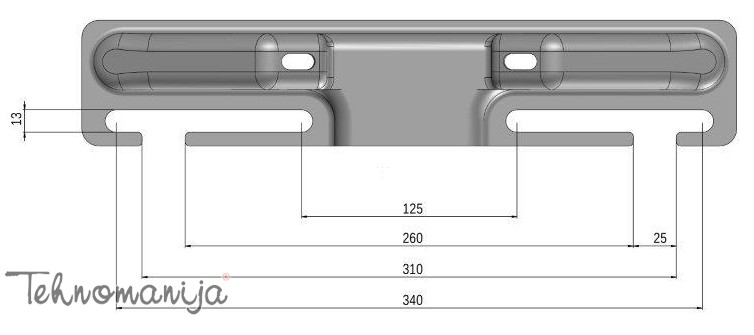 Metalac bojler MB 50 E2I